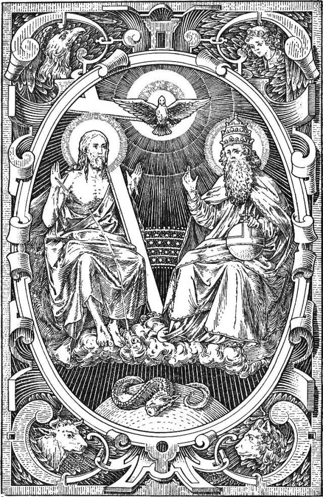 Beata Trinitas