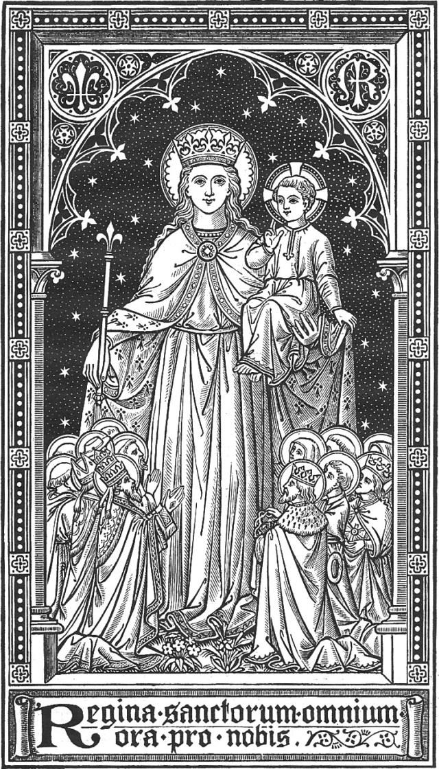 Regina sanctorum
