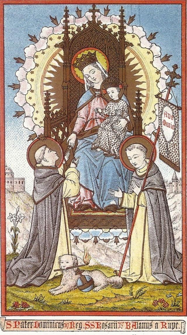 Regina Ss. Rosarii 2