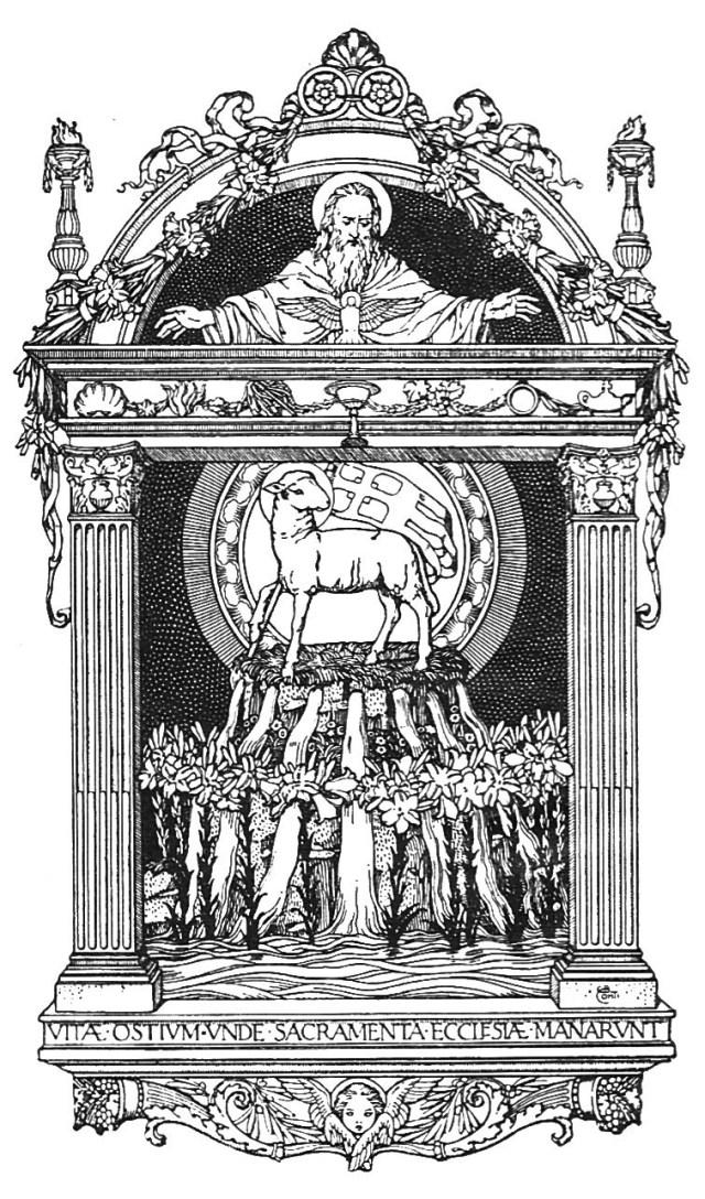 Unde Sacramenta Ecclesiae