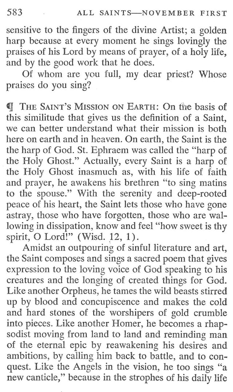All Saints Meditation 3