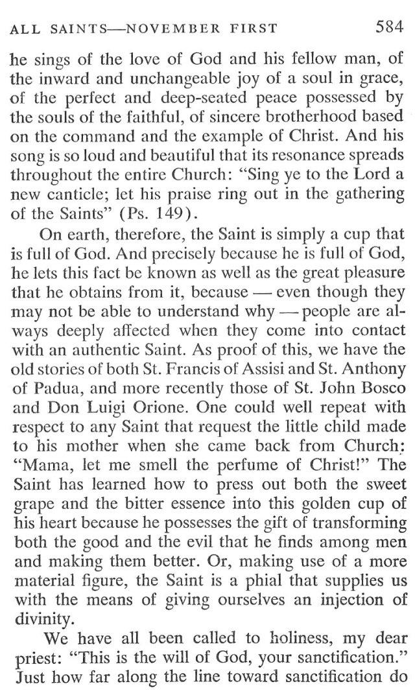 All Saints Meditation 4