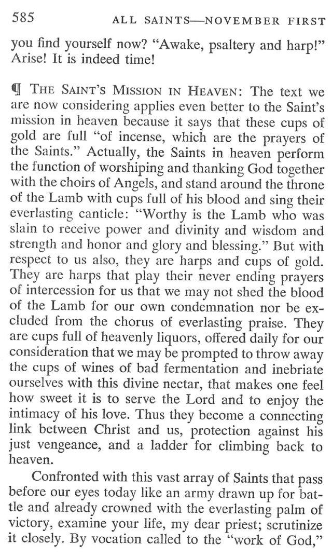All Saints Meditation 5
