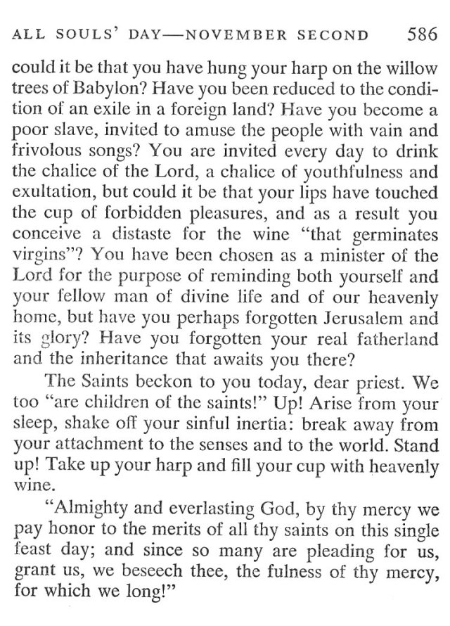 All Saints Meditation 6