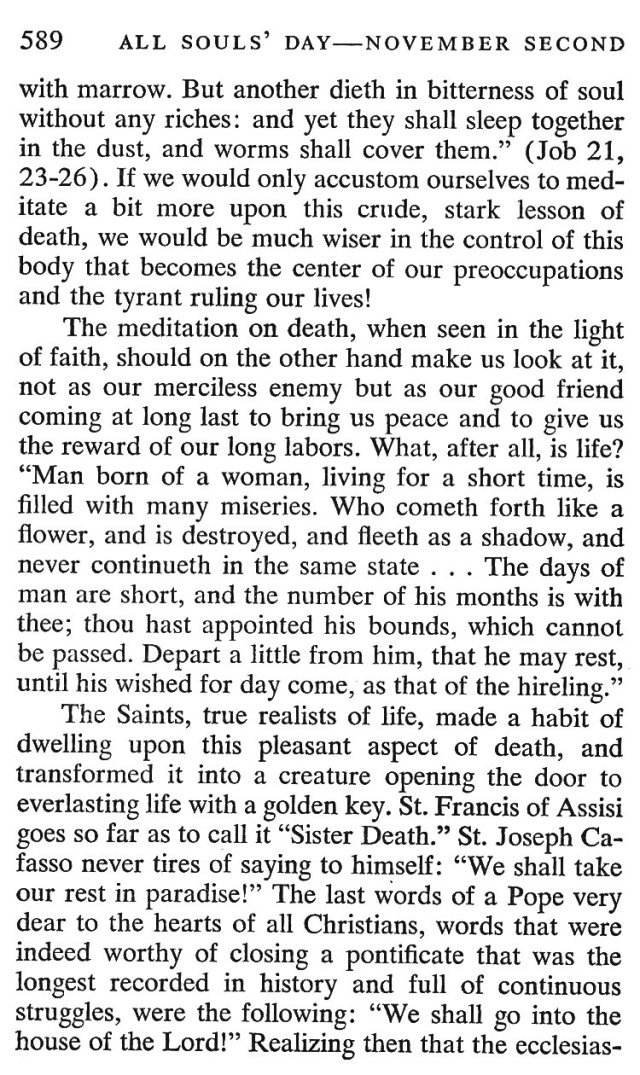 All Souls Meditation 4