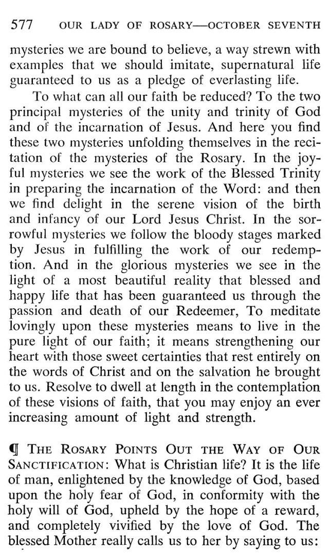 Breviary Meditations Rosary 2
