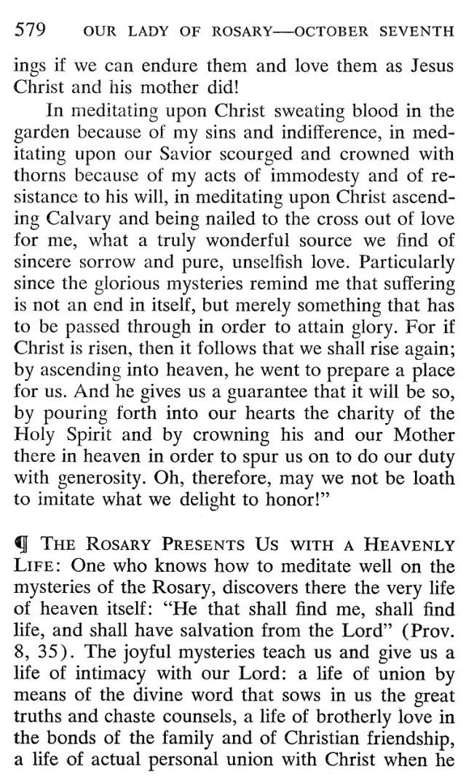 Breviary Meditations Rosary 4