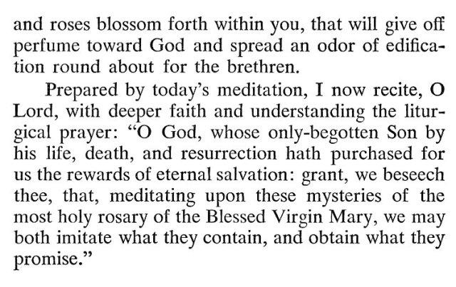 Breviary Meditations Rosary 6