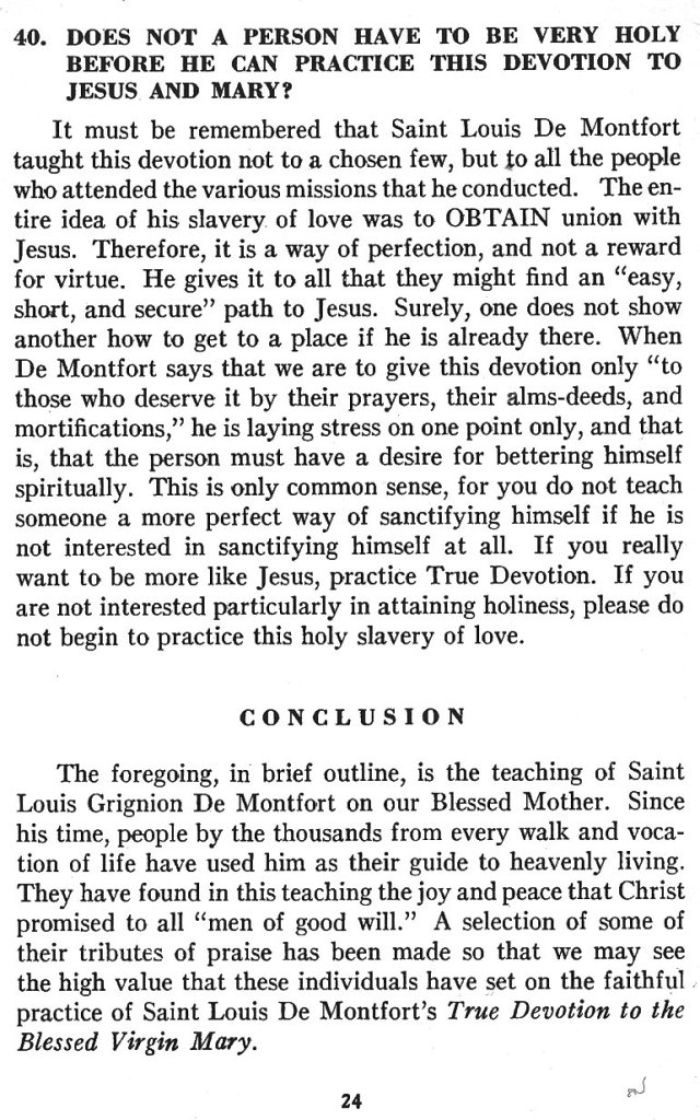 Catechism True Devotion 24