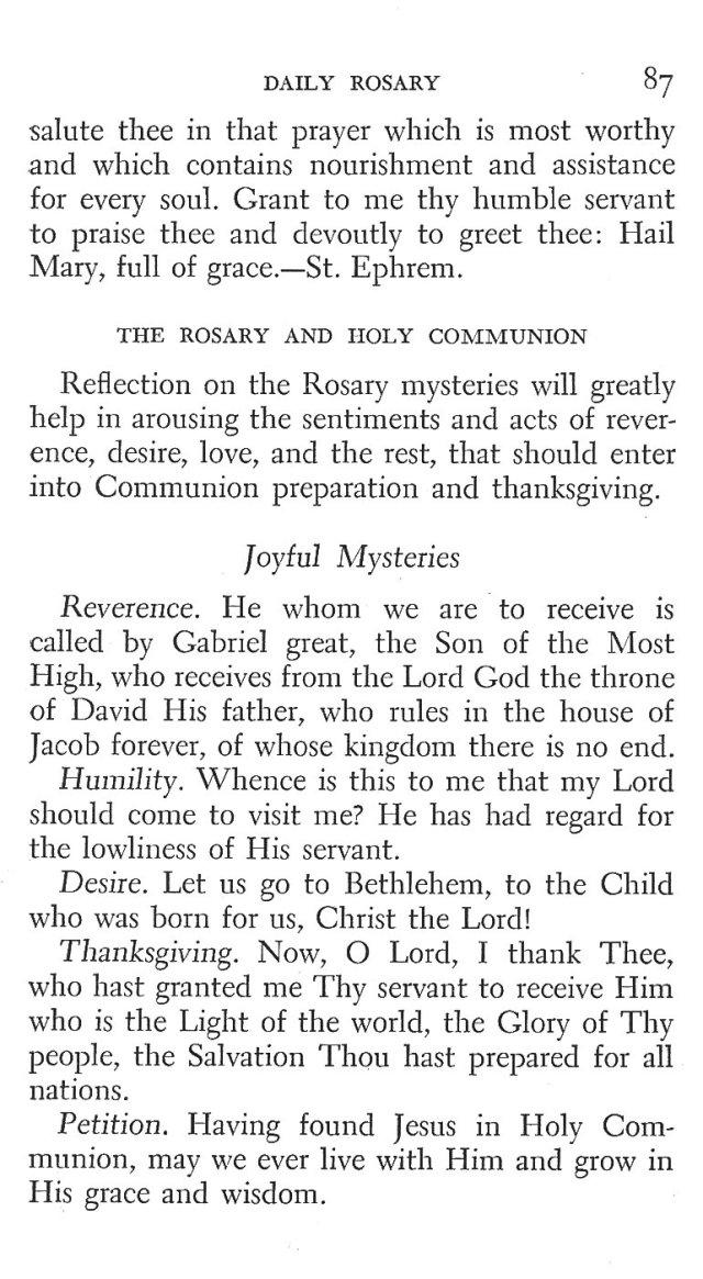 Daily Rosary 2