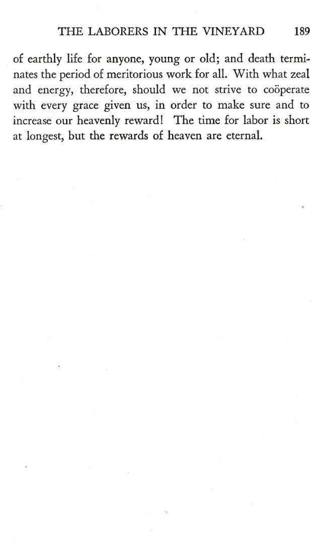 Laborers in Vineyard 11