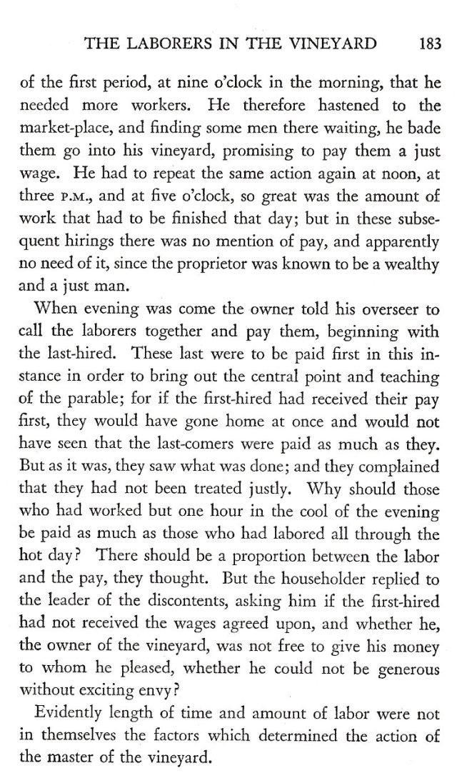 Laborers in Vineyard 5