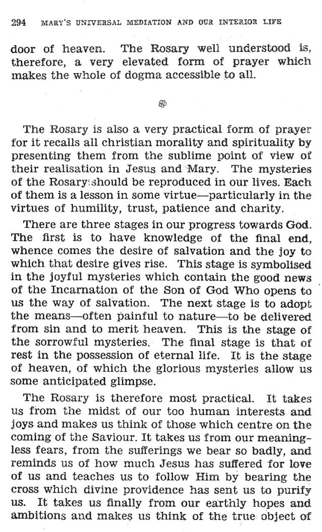Rosary as School of Contemplation 3
