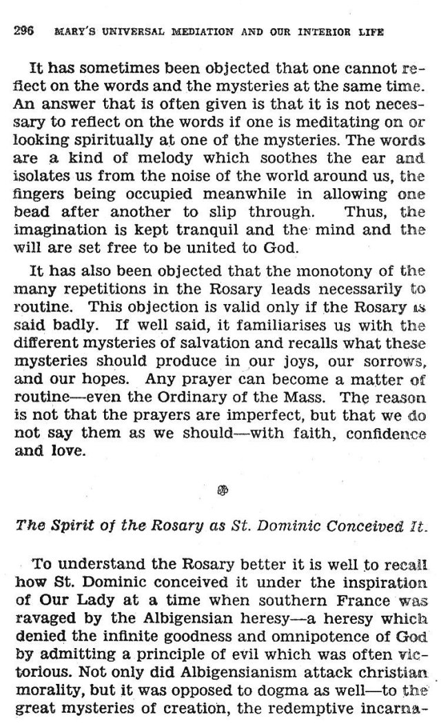 Rosary as School of Contemplation 5