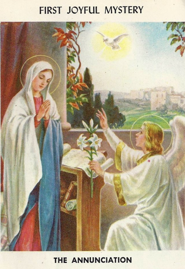 Rosary Mysteries 1