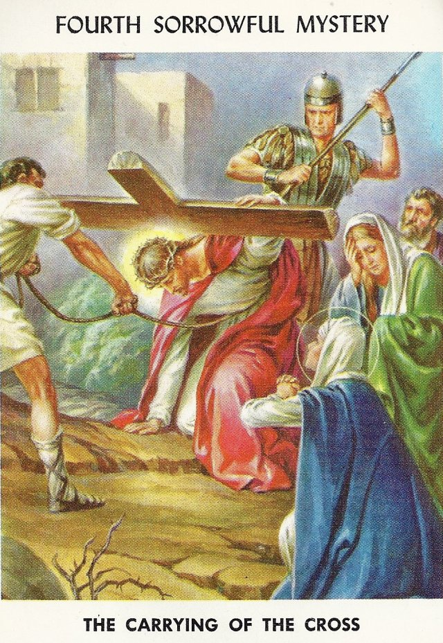 Rosary Mysteries 9