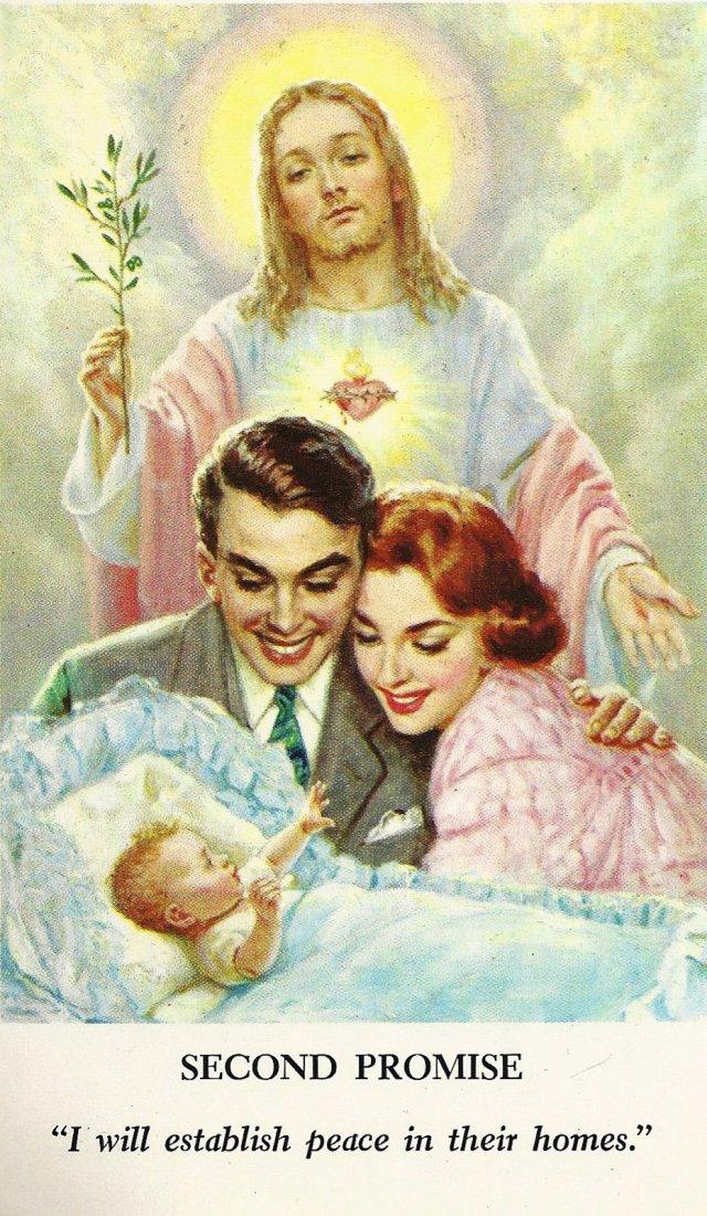 Sacred Heart Promises 2
