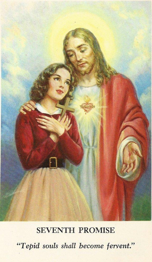 Sacred Heart Promises 7
