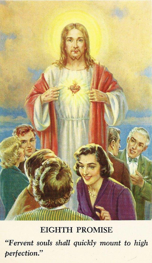 Sacred Heart Promises 8