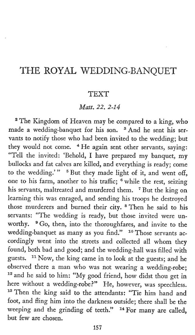 The Royal Wedding-Banquet 1