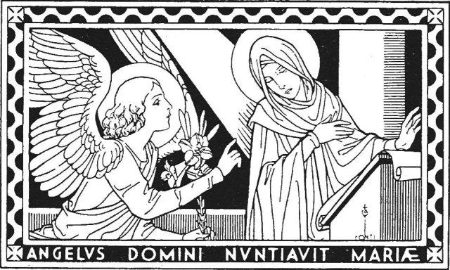 Angelus Domini nuntiavit