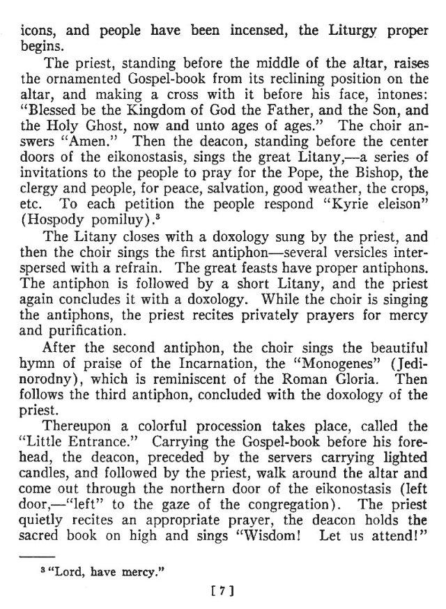 Comparison of Roman Byzantine Mass 6
