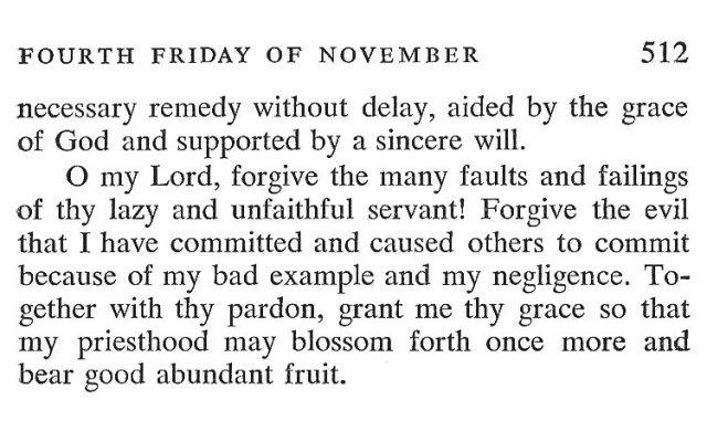 Fourth Thursday November 6