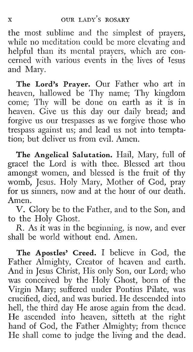 Introduction to Rosary 2