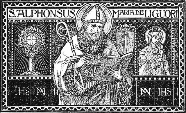 S. Alphonsus Maria de Liguori