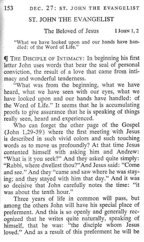 St. John the Evangelist 1