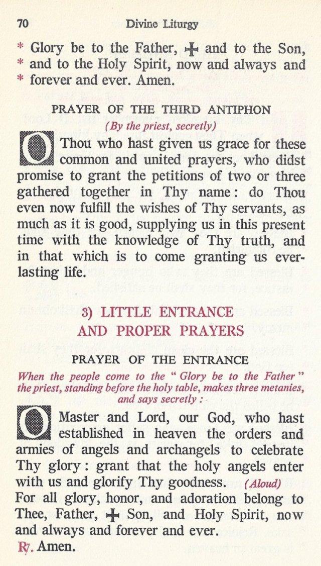 Celebration Divine Liturgy 10