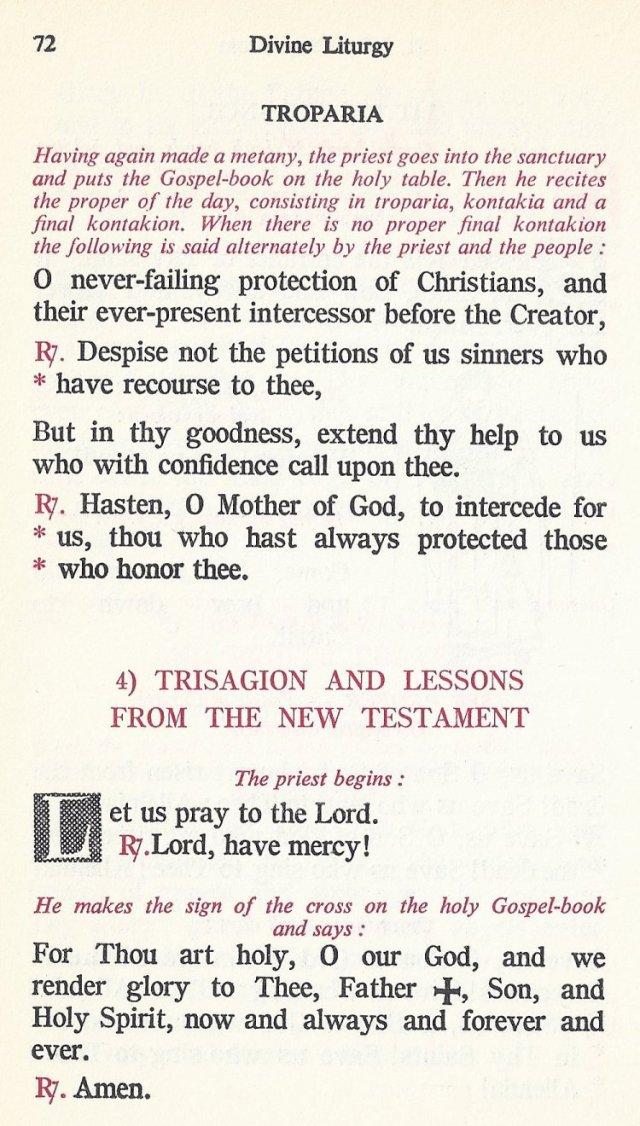 Celebration Divine Liturgy 12
