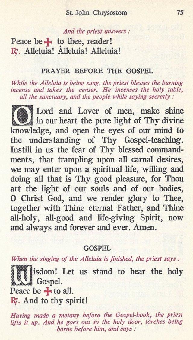 Celebration Divine Liturgy 15