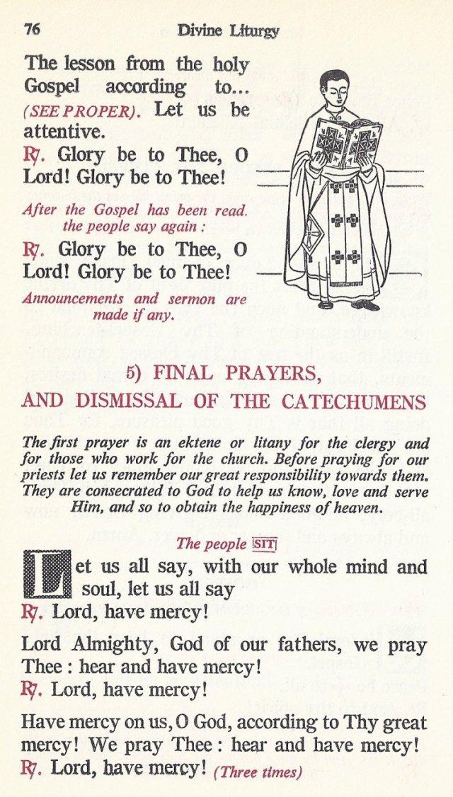 Celebration Divine Liturgy 16