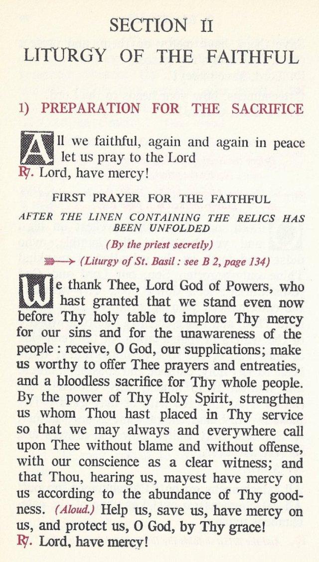 Celebration Divine Liturgy 20