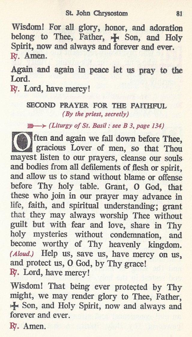 Celebration Divine Liturgy 21