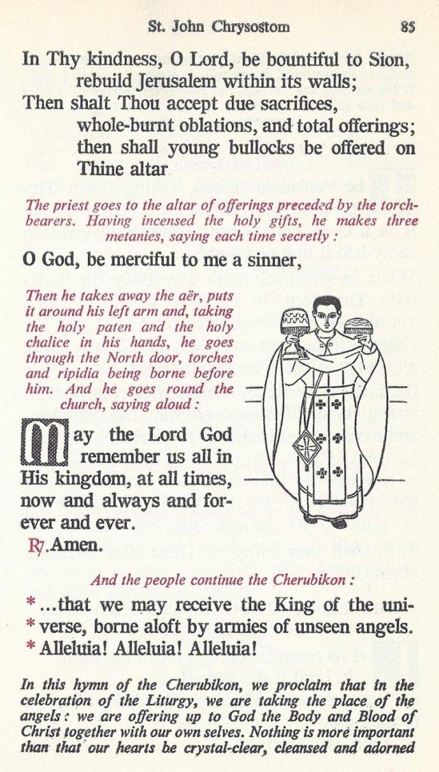 Celebration Divine Liturgy 25