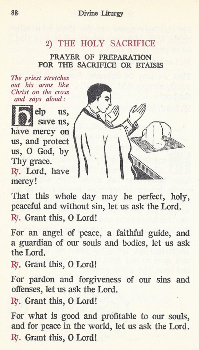 Celebration Divine Liturgy 28