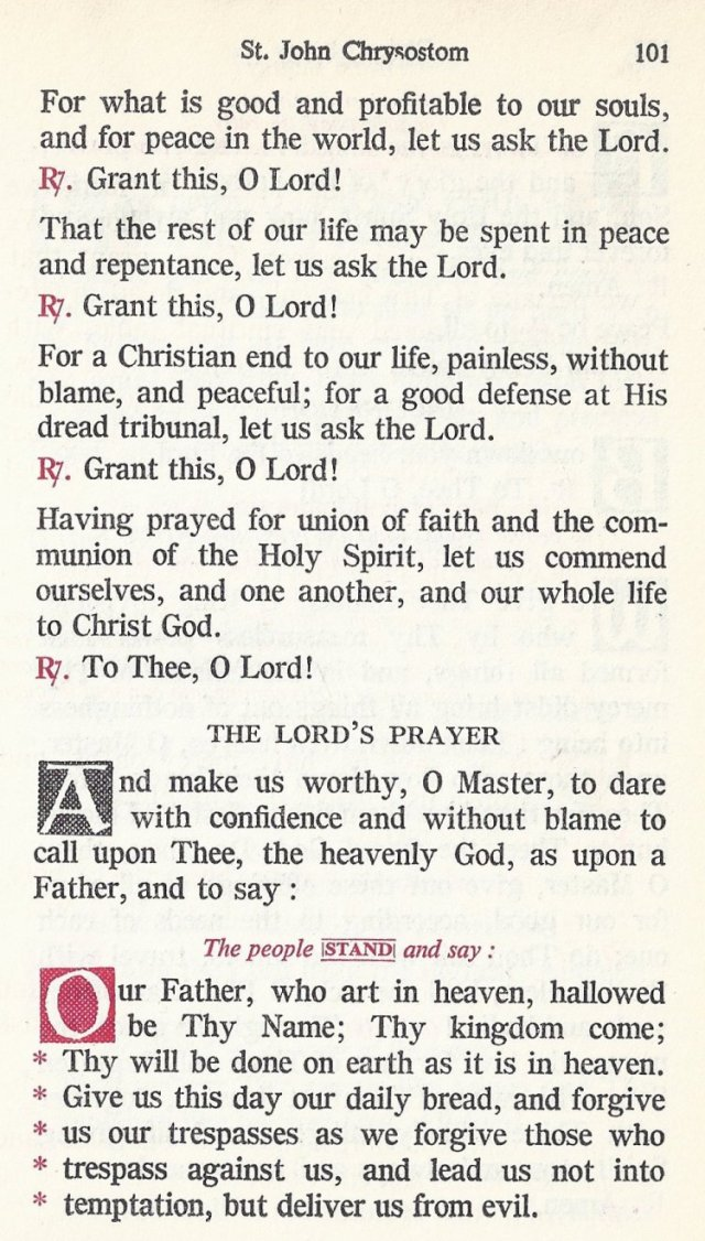 Celebration Divine Liturgy 41