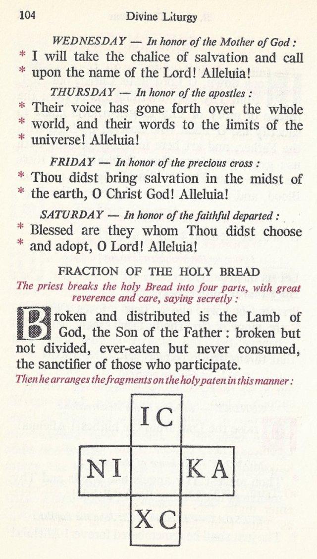 Celebration Divine Liturgy 44