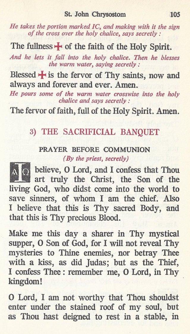 Celebration Divine Liturgy 45