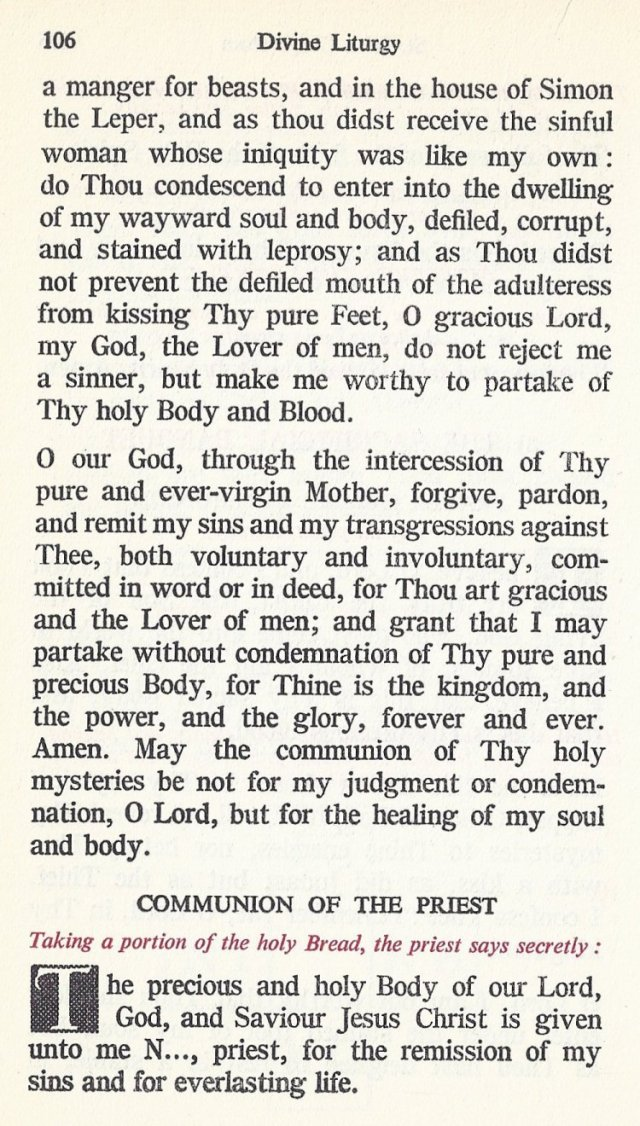 Celebration Divine Liturgy 46