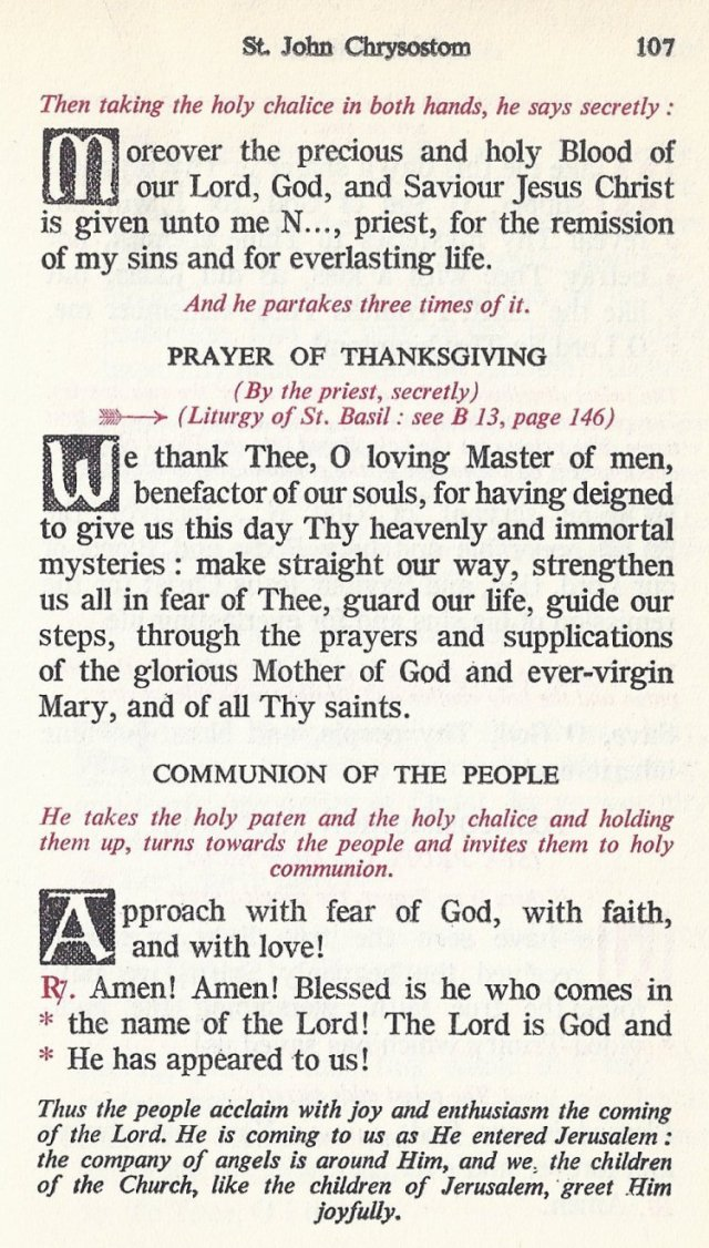 Celebration Divine Liturgy 47
