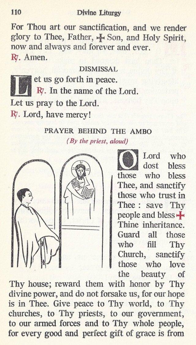 Celebration Divine Liturgy 50