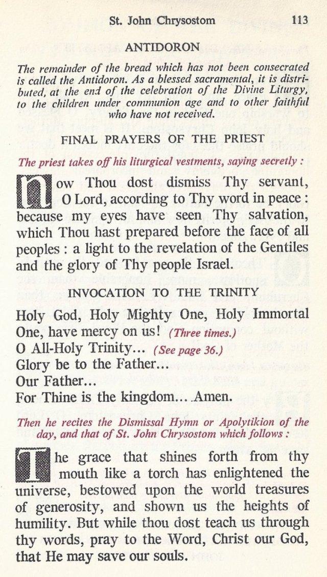 Celebration Divine Liturgy 53