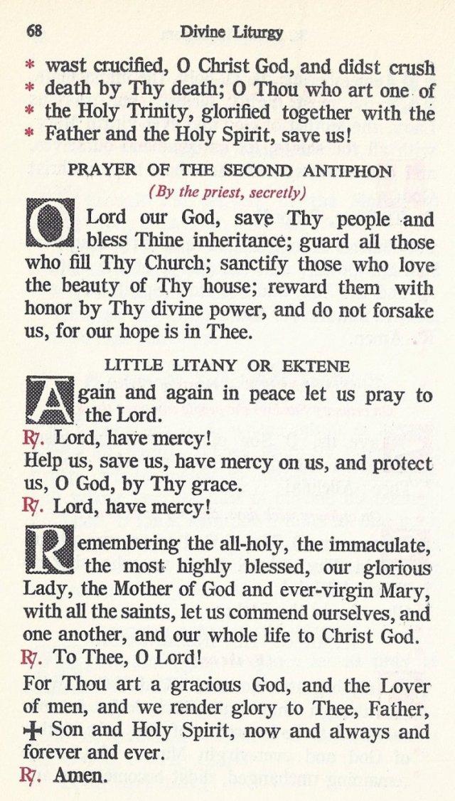 Celebration Divine Liturgy 8