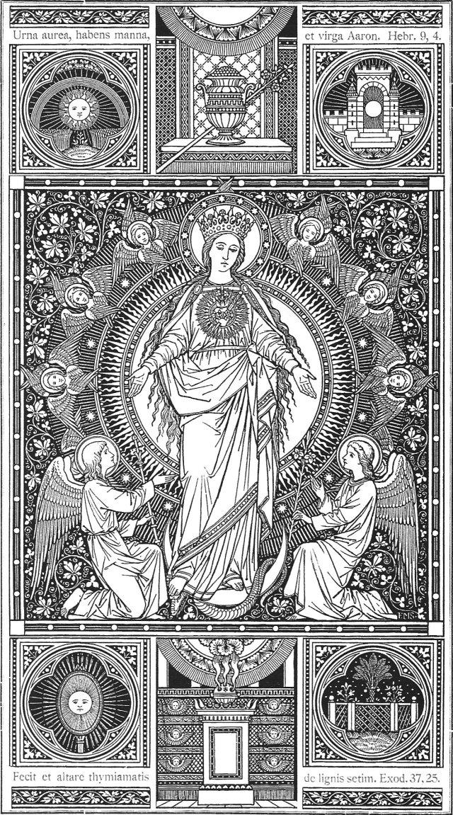 Cor Mariae Virginis