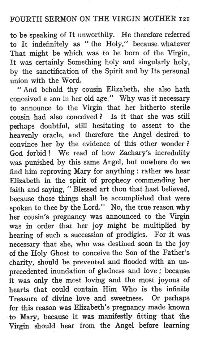 Glories of Virgin Mother 4th Sermon 10