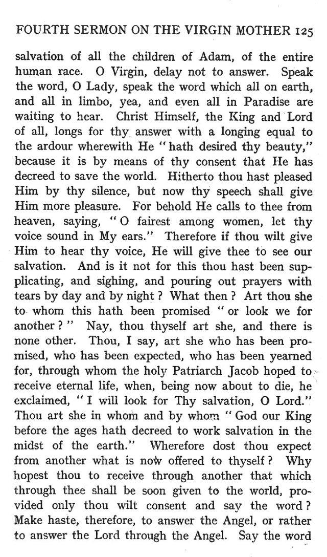 Glories of Virgin Mother 4th Sermon 14
