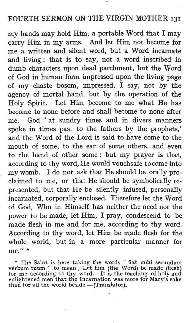 Glories of Virgin Mother 4th Sermon 20
